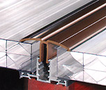 glazing bars - rafter supported