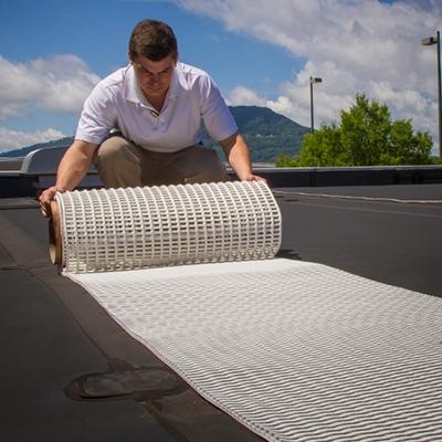 Crossgrip Roof Walkway Matting Tpo 10 Metre Rolls Areco